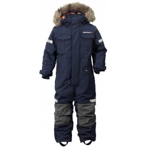 NYHET! Navy Migisi Kids Coverall, Didriksons