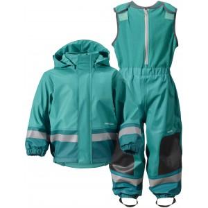 Petrol/Aquarius Boardman Kids Set, Didriksons