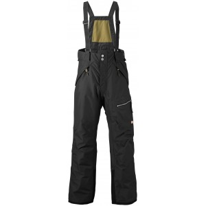 Black/Coral Black Bryn Youth Pants, Didriksons