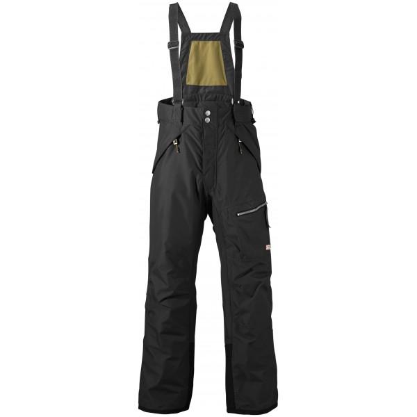 Svart/Coal Black Bryn Youth Pants, Didriksons