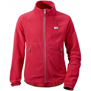 Röd/Ruby Nila Girls Jacket, Didriksons