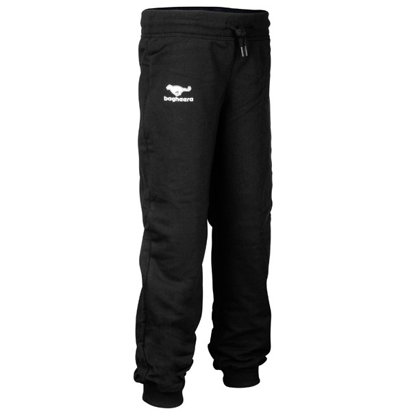 Svart Essential Pants Kids/Junior, Bagheera