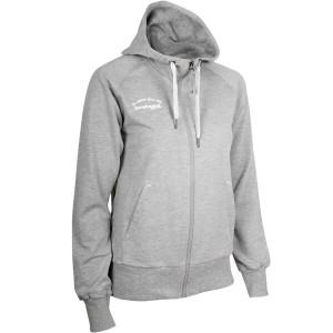 Grey Essential Hoodie, Bagheera