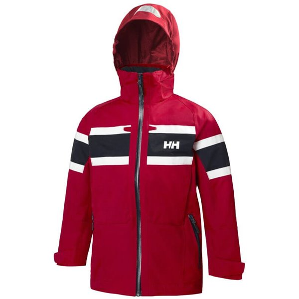 Jr Salt Jacket, Helly Hansen