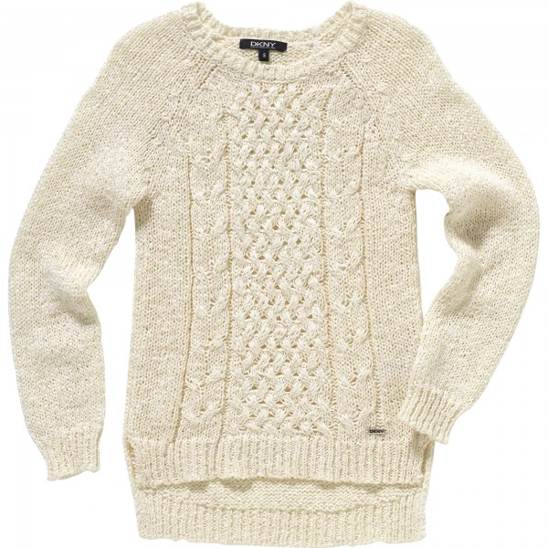 Vit/Off White Pull, DKNY Child