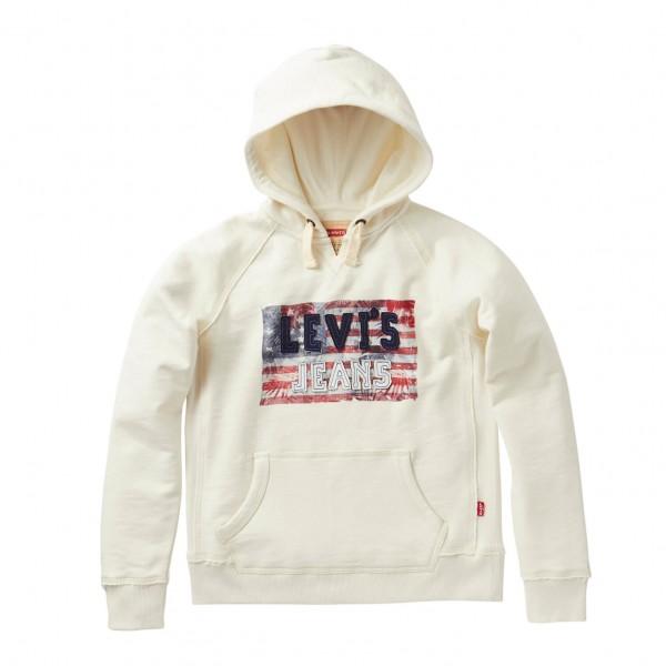 Vit/Off White Malone Sweater, Levi´s Boys
