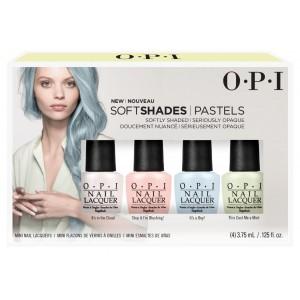 NYHET! Mini Pack, Soft Shades, O.P.I