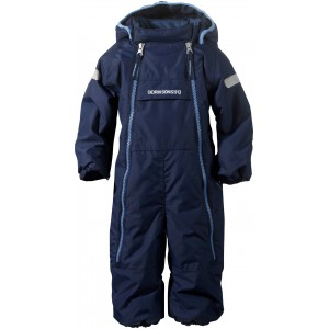 Navy Borga Baby Coverall, Didriksons