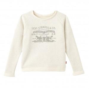 NYHET! Grå/Gris Chin Ode Sweater, Levi´s Kidswear