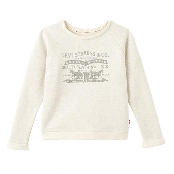 Grå/Gris Chin Ode Sweater, Levi´s Kidswear