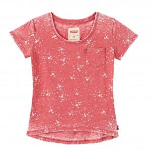 NYHET! Röd/Deep Claret Tee, Levi´s Kidswear