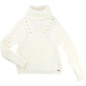 NYHET! Vit/Off White Pullover, DKNY