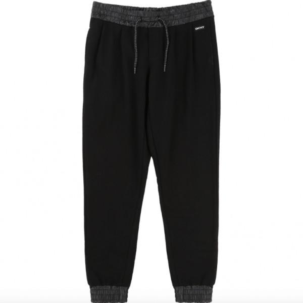 Svart Jogging Bottoms, DKNY