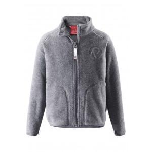 Grey Inrun Fleece Jacket, Reima