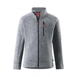 Grey Frans Fleece Jacket, Reima