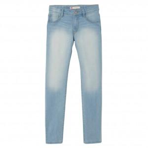 NYHET! Blå/Sodalite Blue Skinny Pant High Rise (NJ22557), Levi´s Girls