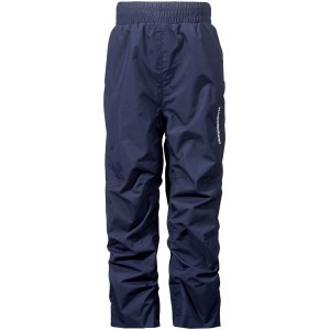 Navy Nobi Kids Pants. Didriksons