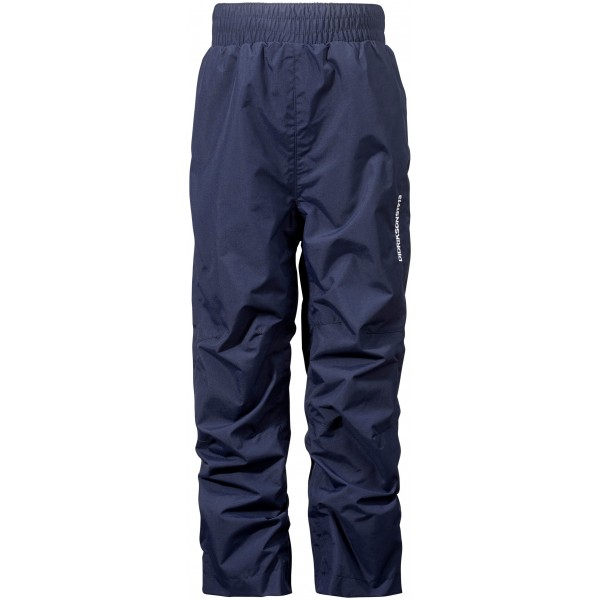 Navy Nobi Kids Pants. Didriksons