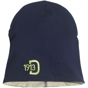 NEWS! Navy Kham Kids Reversible Beanie, Didriksons
