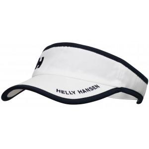 White Logo Visor Cap, Helly Hansen