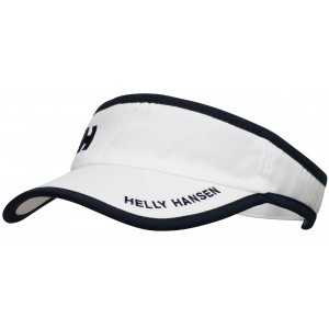 Vit Logo Visor Cap, Helly Hansen