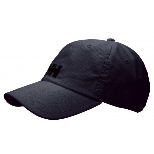 Vit HH Logo Cap, Helly Hansen