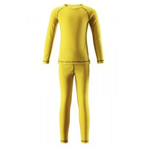 Yellow Lani Thermal Set, Reima