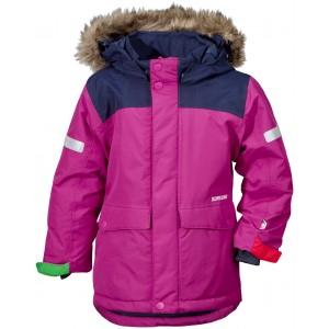 Lilac Storlien Kids Jacket, Didriksons