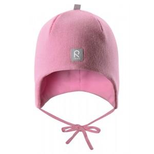 Candy Pink Auva Beanie, Reima