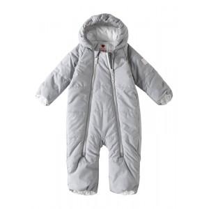 Light Grey Lumikko Baby Overall, Reima