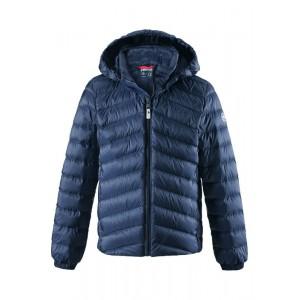 Mörkblå Falk Down Jacket, Reima