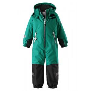Green Finn Reimatec Kiddo Winter Coverall, Reima