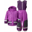 Lilac/Amethyst Boardman Kids Set, Didriksons
