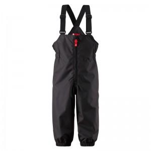 Black Erft Reunatec Baby Pants, Reima