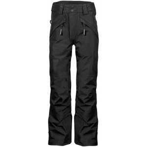 NEWS! Black Svea Girls Pants, Didriksons