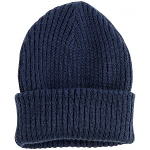 Navy Mason Youth Beanie, Didriksons