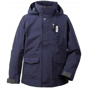 Mörkblå Milano Boys Jacket, Didriksons