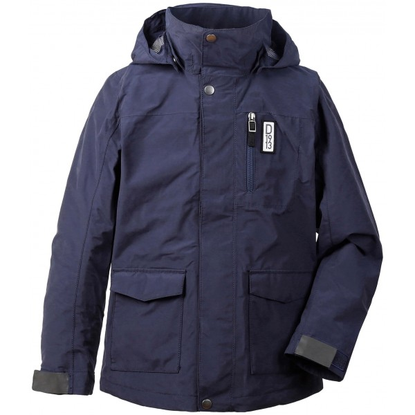 Navy Milano Boys Jacket, Didriksons