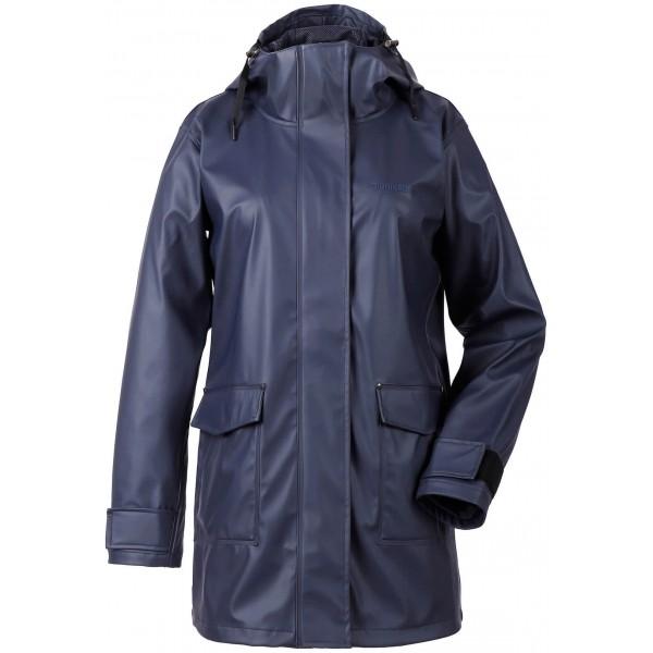Mörkblå Bojan Womens Jacket, Didriksons