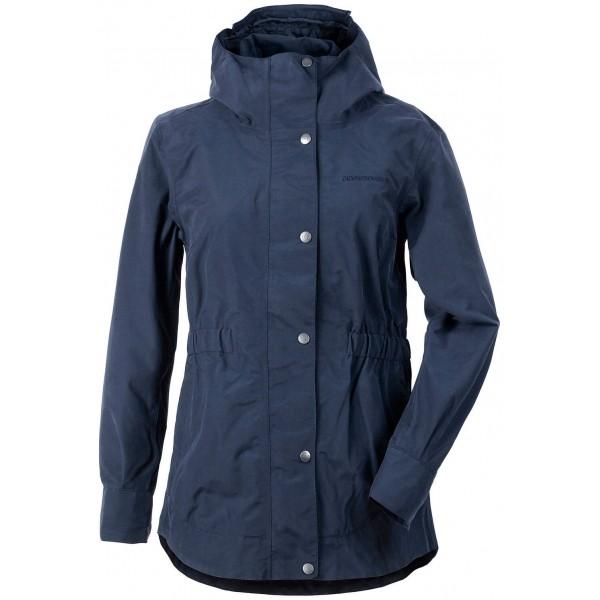 Mörkblå Arla Womens Jacket, Didriksons