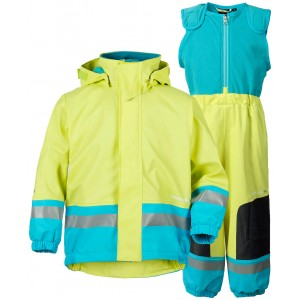 Lime Boardman Kids Set, Didriksons