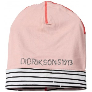 Rosa/Powder Pink Brook Kids Beanie, Didriksons