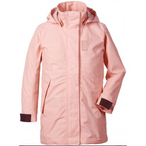 Rosa/Powder Pink Sthlm Girls Jacket, Didriksons