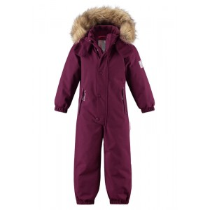 DEEP PURPLE STAVANGER REIMATEC WINTER OVERALL, REIMA