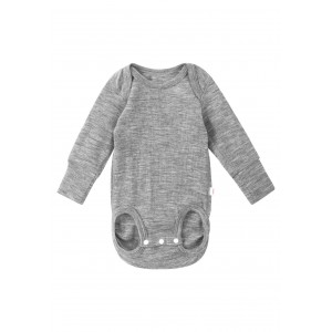 GREY UTU BABY BODY, REIMA
