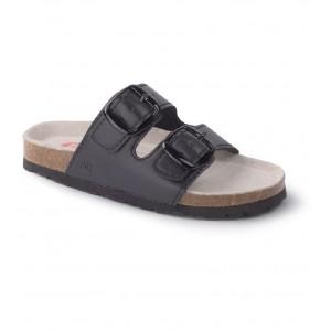 Black Populus Sandal, Pax