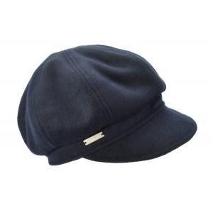 Mörkblå Sina Cap, Seeberger