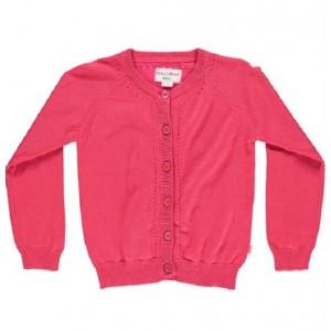 Pink/Azalea Selina Knit Cardigan, Seeberger
