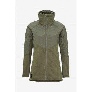 Grön/Dusty Olive Lydia Womens Jacket, Didriksons