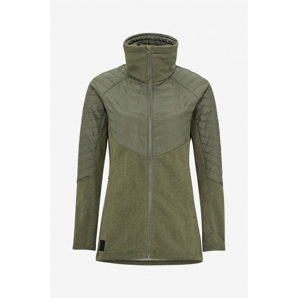Dusty Olive Lydia Womens Jacket, Didriksons